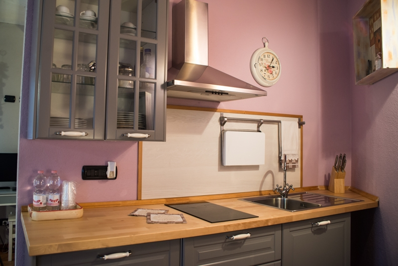 Cucina Stanza Aria